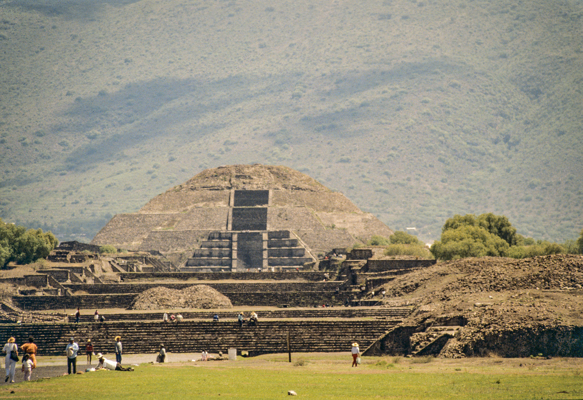 piramide sud america
