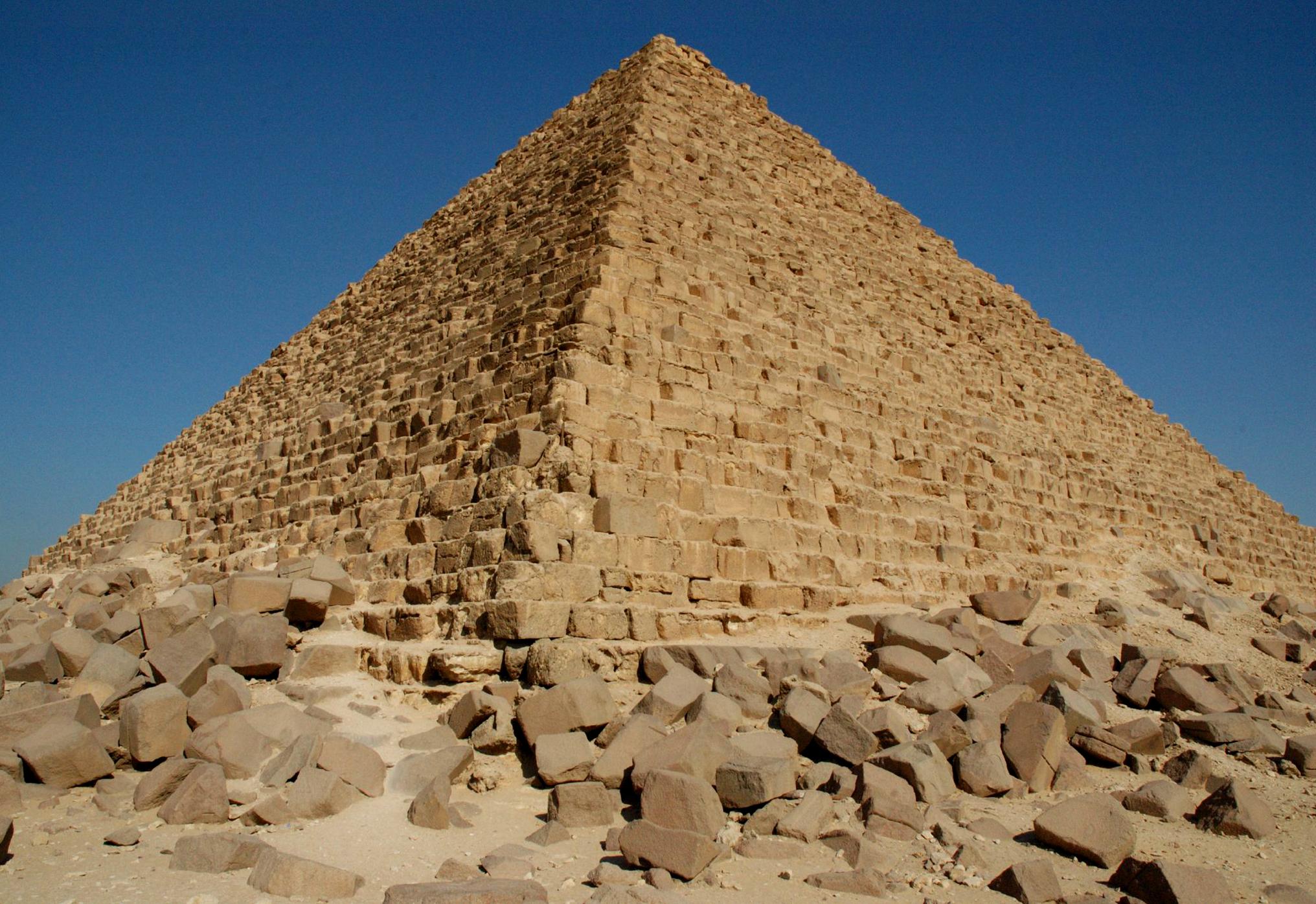 piramide micerino